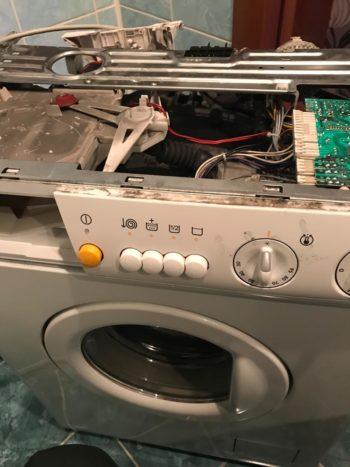 Repair of washing machines zanussi