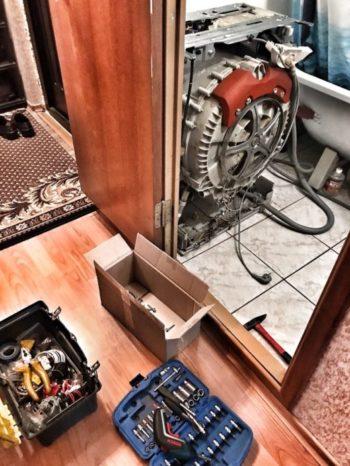 Repair of washing machines electrolux