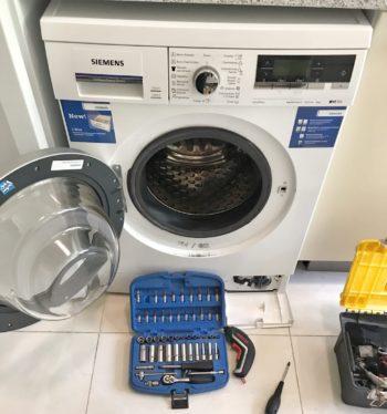 Repair of washing machines siemens