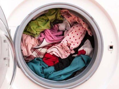 Стиральная машина не отжимает белье. Что делать?