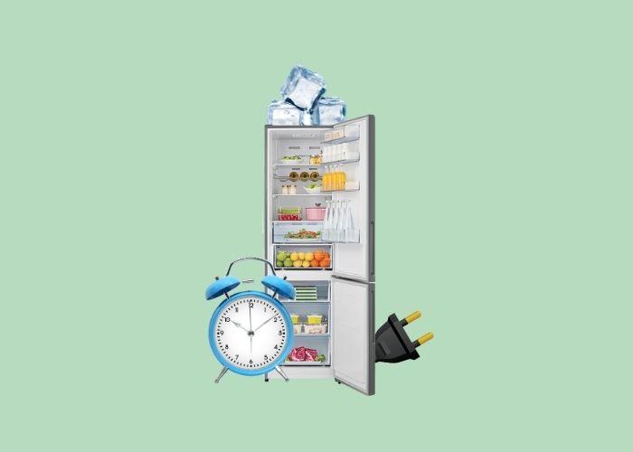 Не отключается холодильник. Причины