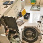 Замена подшипник в стиральной машине Siemens