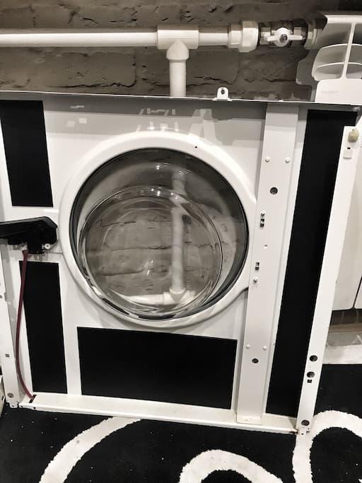 Шумоизоляция в стиральной машине